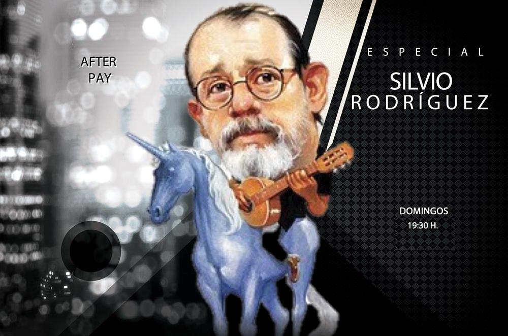 Silvio Rodríguez en La Fídula