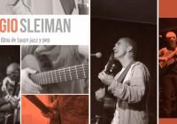 Sergio Sleiman con Alma de Tango Jazz y Pop