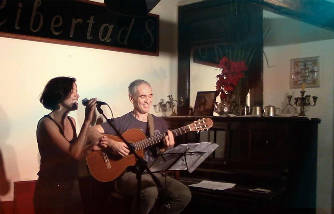 Caetano Veloso – Baby (Sergio Sleiman & Mariela Casetta)