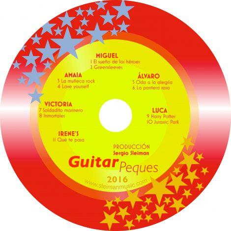 Guitar Peques 2016