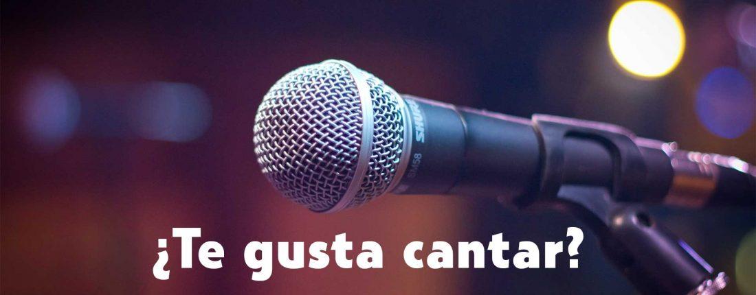 Canta, graba y regala una canción